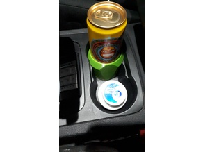 Ford S-Max cup holder reduction
