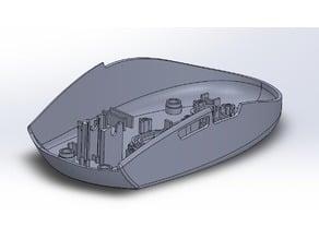 G305 Flat Bottom Shell