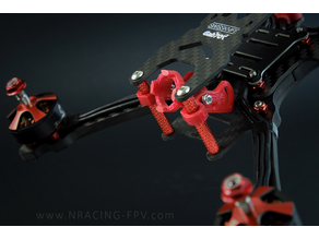 Swissknife : runcam micro, camera mount