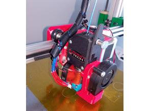 Bondtech BMG extruder mount for Scalar 3D printers