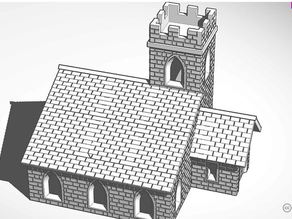 ScaleCast model Church