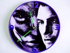 Reloj Avatar 3D