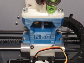NEO Direct Drive Kit v1.0 with Fan Duct 40mm