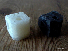 Velomobile steering coupler (Quest / Mango / Others)