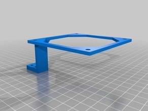 Anycubic i3 Mega Motherboard Fan Mount (80mm fan)