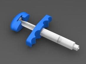 10mL B-D Syringe Handle