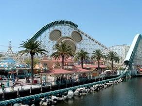 California Screamin' at Disney's California Adventure