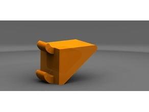 Knape and Vogt 255 Standard Compatible Shelf Clips
