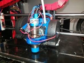 E3D Chimera mount Prusa i3