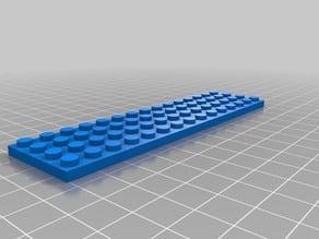 4 x 15 1/3 brick LEGO-Compatible Brick