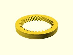 Parametrisches Hohlrad / Parametric Ring Gear