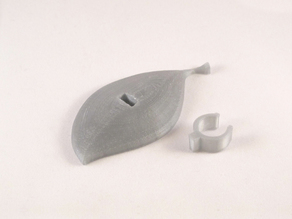 Nissan Leaf Charging Cable Clip