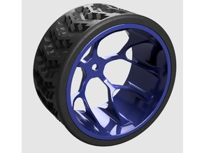 R/C Wheels and Tires