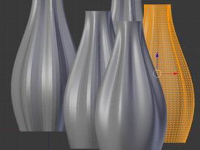 Online vase generator