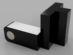 Moai SLA Magnetic Door Clasp