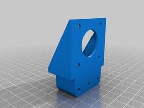 Titan Aero bracket for D-Bot