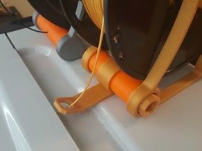 Filament Guide for Universal Spool Holder