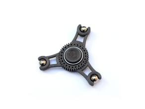 Steampunk ish Fidget Spinner