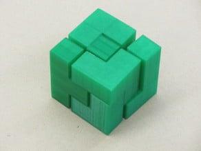 Soma cube set