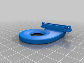 Creality Ender 3 high flow ring vent