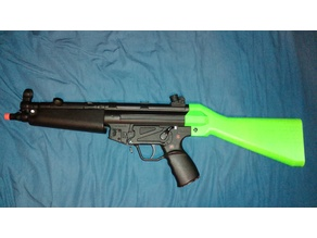 Airsoft MP5 Stock