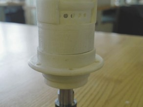 Vacuum Turbine Tool 2.0 adjustable with ER11 Shank