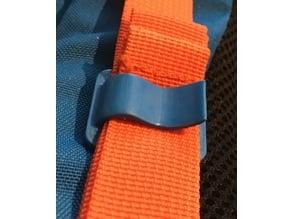 Backpack Strap Clip