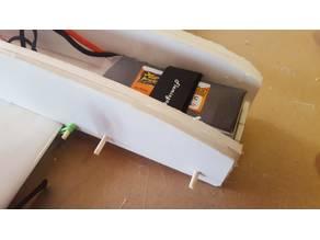 FT Foam Build Battery mount holder