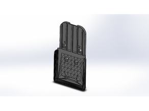 Audi FSE Base Plate for BQ U Plus - Rafa Edition - Ver1