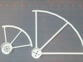 Parametric Propeller Guard