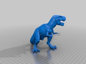 Multiscan T-rex