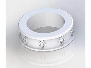 Mandalorian ring