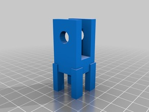 Y-Axis tensioner for HICTOP Prusa I3 3D Desktop Printer