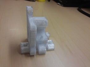 MakerFarm Pegasus 12 - DirectDrive reinforced mount