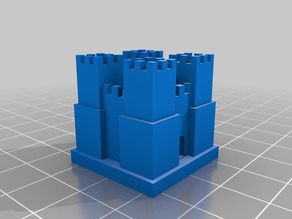 Medioevo Universalis - Tower and Fortress