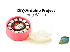 Hug Watch (Arduino Project)