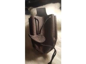 Bag of Holding Pattern - Leathercraft