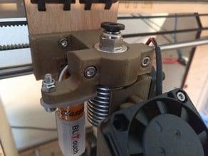 Printmate 3D and BQ Hephestos 1 E3D update