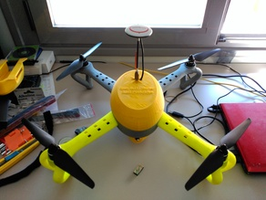 Open Multi Copter - Quadcopter