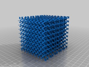 hexagonal intersection crystal structure