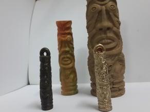 圖騰 鑰匙扣 筆筒 totem - Pencil Holder -Key Chain