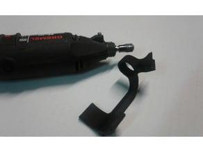Drill bit sharpener fro Dremel - Support affutage foret