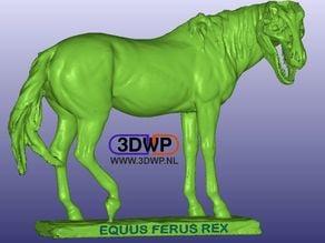 Horse T-Rex (Equus Ferus Rex)