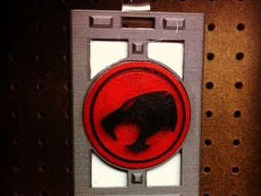 Keycard Holder - Thundercats