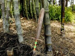 Link's Wooden Sword