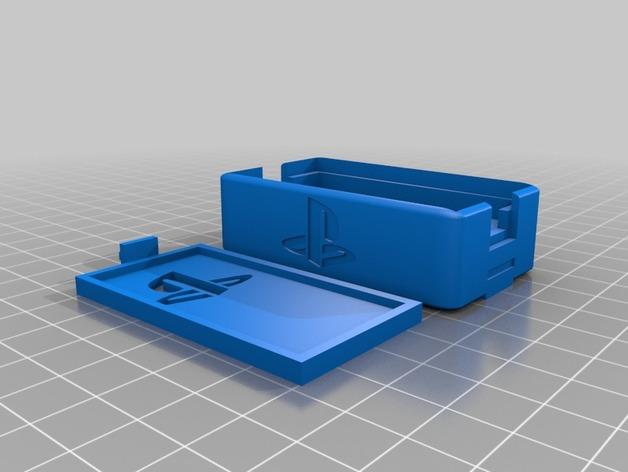 PS4 ESP8266 CH340 by kirk54230 - Thingiverse