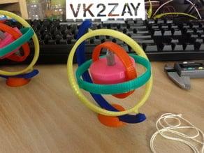 Toy Gyroscope