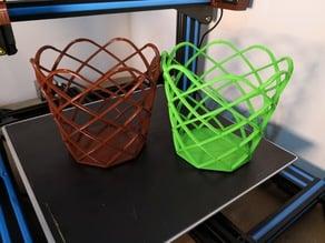 Spiral Basket