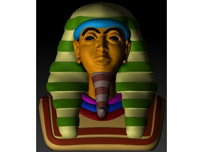 Egypt King Tut