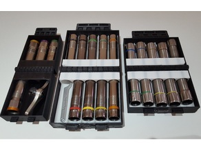 12G 20G Shotgun choke boxes